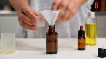 Cosmesi naturale:  olio fortificante per unghie fai da te