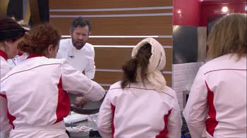 Chi sa preparare l'omelette?