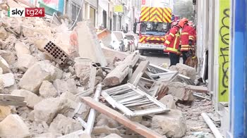 ERROR! Crollo Marsiglia, dispersa ragazza italiana, 4 morti finora