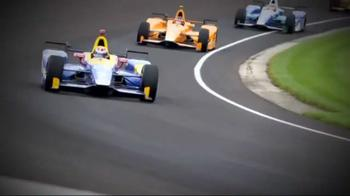 Alonso 500 Miglia Indianapolis McLaren