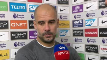 Pep: We deserved the win