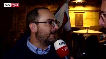 ERROR! Conferenza Libia, a Palermo corteo pacifico contro il vertice