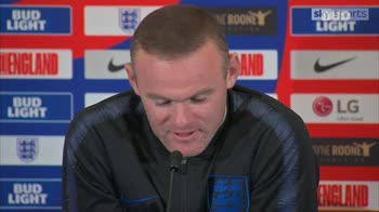 When was the last time Rooney cried?