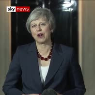 Brexit: PM's full statement on cabinet decision