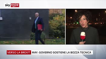 Brexit, via libera del governo all'accordo