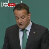 Varadkar's praise for May over Brexit