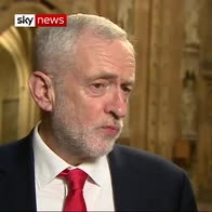 Corbyn: 'Nothing achieved' on Brexit