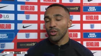 Wilson speechless after debut goal