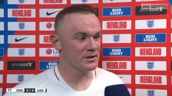 Rooney: A special night