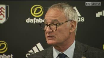 Ranieri: We're off to McDonald's!