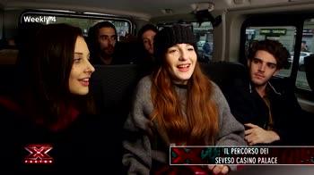 X Factor Daily 4: il percorso dei Seveso Casino Palace