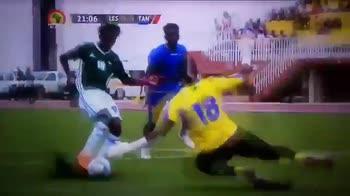 Coppa d'Africa: liscio clamoroso della punta del Lesoto