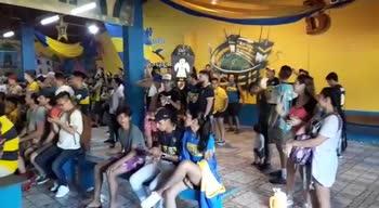 Boca-River, il superclasico underground dei tifosi