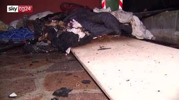 Tragedia a Mantova, dà fuoco a casa della ex muore figlio