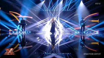 Hooverphonic sul palco dell'X Factor 2018