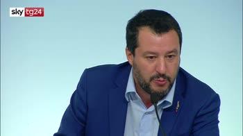 Manovra, Salvini: non vogliamo litigare con ue