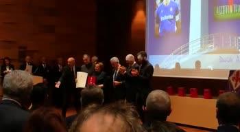 Fiorentina, Astori entra nella Hall Of Fame viola