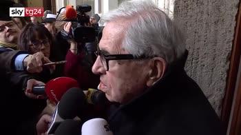 Addio a Bertolucci, l'omaggio del Cinema e della gente
