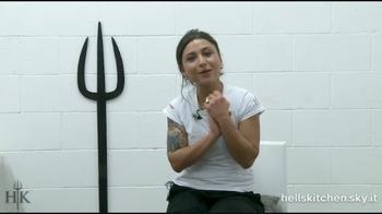 L'intervista all'eliminata Lory