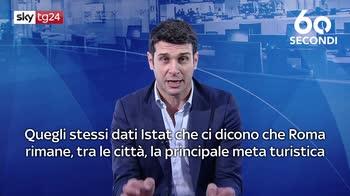 ERROR! Dati Istat, 2017 anno record per il turismo in Italia