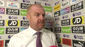 Dyche: Fear factor affected us