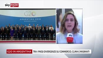 G20: tra i paesi divergenze su commercio, clima e migranti