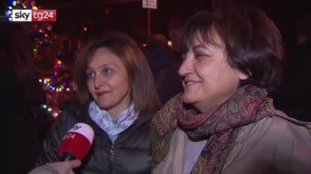 ERROR! Natale sotto il Morandi, i residenti donano un albero al quartiere Genovese