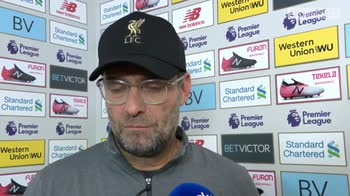 Klopp: I could not hide my emotion