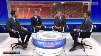 'Liverpool not as good as last season'