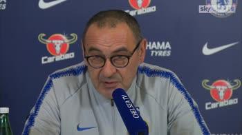 Sarri: Luiz, Fabregas important to us