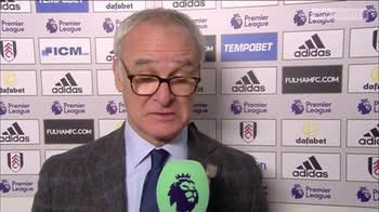 Ranieri: It was the right result