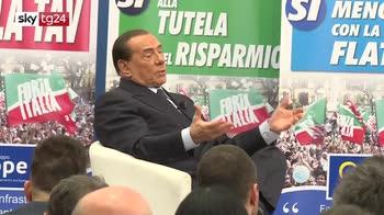 Berlusconi: Per Mattarella ok altra maggioranza centrodestra