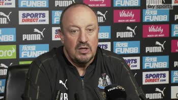 Is Almiron on Benitez's wish list?