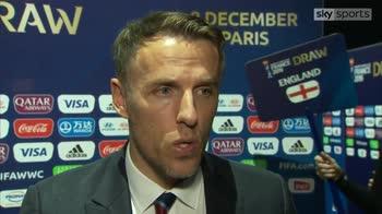 Neville can't wait for Scotland clash
