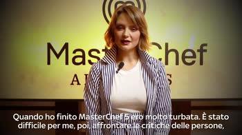 MasterChef All Stars: Alida Gotta prima della sfida