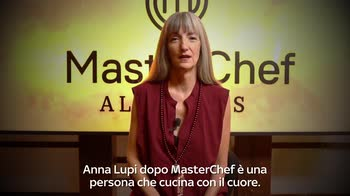 MasterChef All Stars: Anna Lupi prima della sfida