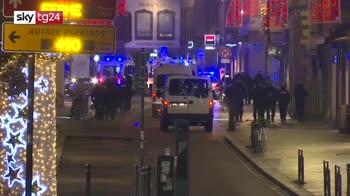 ERROR! Spari a Strasburgo, uomo in fuga