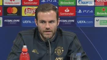 Mata 'very happy' at Man Utd