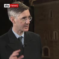 Rees-Mogg says May is 'not in good position'