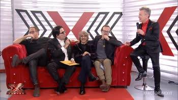 I moschettieri di X Factor 2018