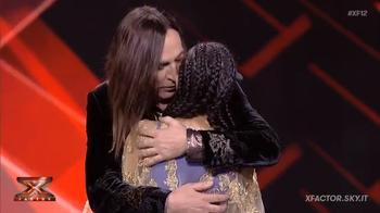 Luna è la terza classificata di X Factor 2018