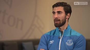 'Everton brings me freedom & joy'