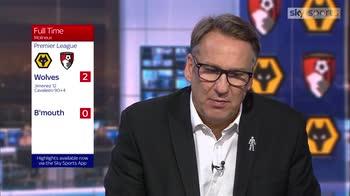 Merson: Bournemouth not good enough