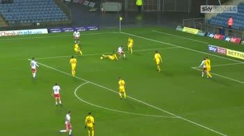 Oxford Utd 2-0 Blackpool