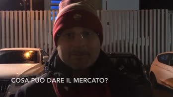 Roma-Genoa, l'atmosfera prima del match dell'Olimpico