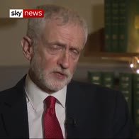 'I was so angry': Corbyn explains no-confidence motion in PM