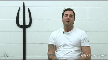 L'intervista all'eliminato Rodolfo