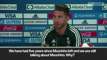 Ramos: Everyone would want Jose as boss