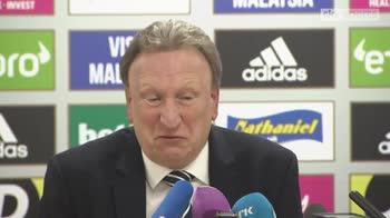 Warnock: Wrong time to play Utd