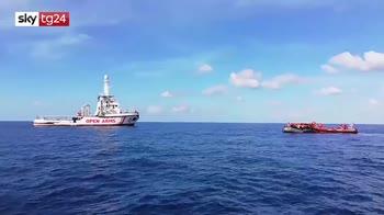 ERROR! Appello di Sea watch3: mancano viveri e coperte